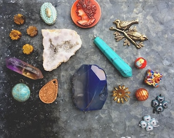 Bead Fest Tacoma Box that Rocks - DIY Jewelry