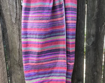 Painted Desert Wrap skirt