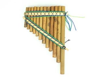 Sisca Pan Flute: Large (1150-08) L27