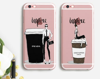 iPhone 8 case iPhone 8 plus case iPhone 7 case iPhone 7 plus case iPhone X case iPhone 6 plus case Coffee, Samsung Galaxy S8 case S8 plus