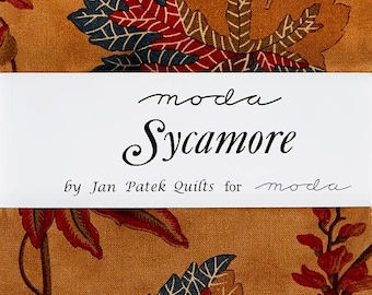 SYCAMORE by Jan Patek Quilts for Moda ~ Charm Pack