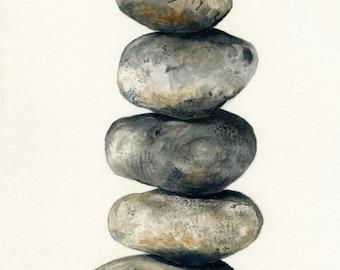 Balance Fine Art Painting