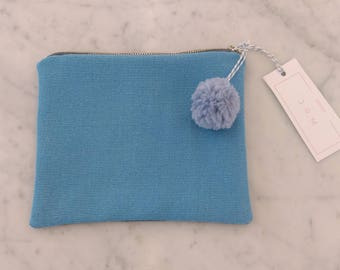 Small Muti-use Woven Pouch