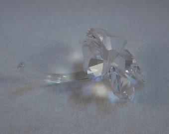 Swarovski Crystal 4 Leaf Clover