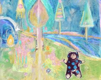 Terre de l'ours