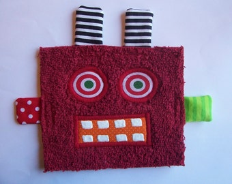 Red Hot Robot