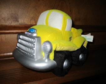 1996 Motion Chevrolet Pickup Truck Plush Toy by Trendmasters - Vintage Toy - Rare & Unique Toy