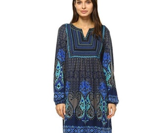 Foster - Tunic dress, boho dress, womens dress, bohemian dress, tunic, loose tunic, boho tunic dress, dresses