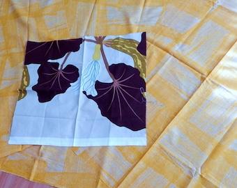 marimekko fabric remnants cotton