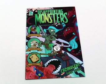 Disappointing Monsters Issue #1
