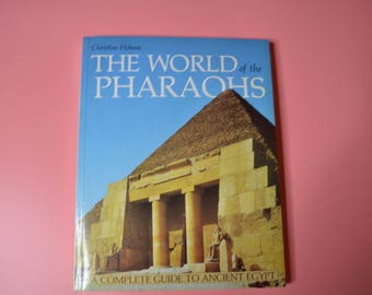 Book-The World of the Pharoahs by Christine Hobson