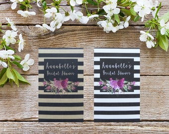 10 Let Love Grow Seed Packets | Bridal Shower Favors | Custom Seed Packet | Wedding Favours | Seed Packet |