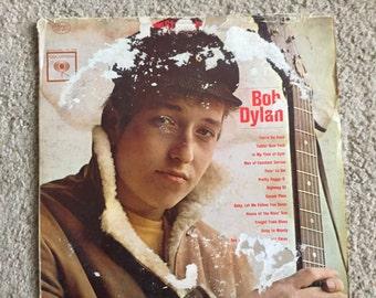 Bob Dylan - Self Titled LP