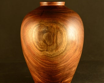 Walnut Vessel