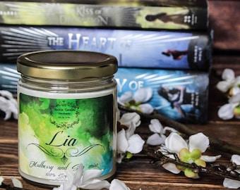 Lia Candle (Kiss of Deception)