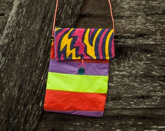 The Undertaking Adventure Pouch (Recycled Paragliders, Malawi, Africa)