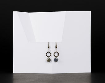 Pad earrings