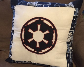 Imperial pillow
