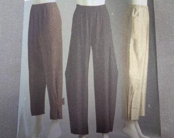 Vogue Sewing Pattern 8397- Couture Pants pattern- Sizes 16-22 uncut