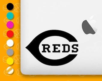 cincinnati reds, cincinnati, reds decal, reds baseball, reds sticker, reds vinyl, cincinnati decal, cincinnati sticker, cincinnati vinyl