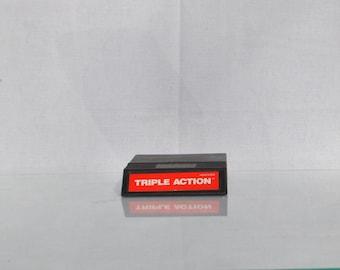 Mattell Intellivision Triple Action 1981