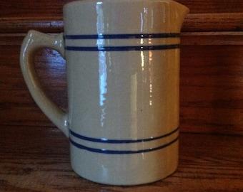 Buckeye Pottery pitcher
