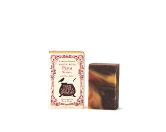 Santa Rosa Plum & Nutmeg Bar Soap 1.75 oz.
