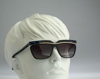 Silhouette m 1268, Vintage cat eye sunglasses, 80s rare and unique / NOS