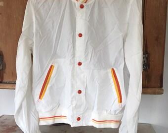 Vintage 70s/80s  Alexander Shields Tennis Jacket Windbreaker