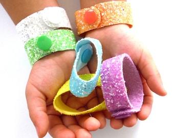 Glitter Bracelet Set