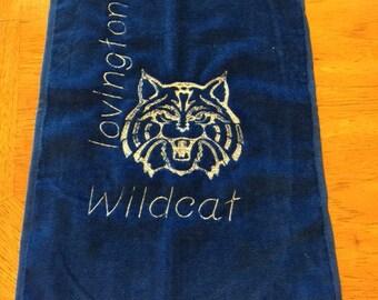 Lovington High Sports Towel
