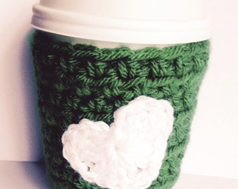Crochet Drink Sleeve