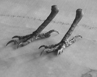 My Little Chickadee Woodland bird feet