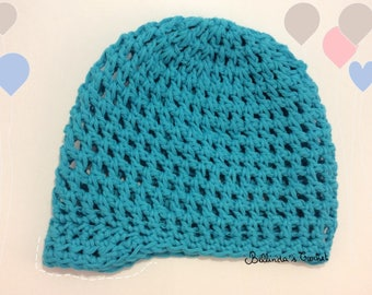 blue baby boy summer Hat
