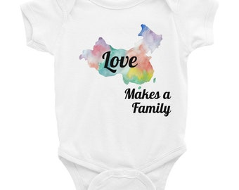 China - Love Makes a Family - Infant