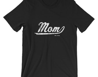 Mom Est 2018 New Mother Shirt