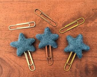 Blue Star clip