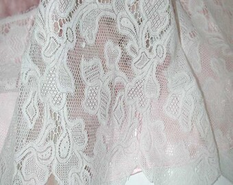 No. 500 Baby Pink Satin Petticoat, Slip, with Antique French Lace for Attachment