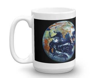 Earth World Mug