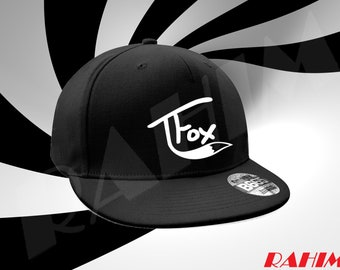 Tanner Fox, Tfox limited ,youtuber ,Snapback, Baseball cap