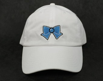 Sailor Mercury Bow Cap