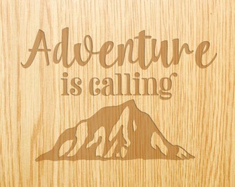 Adventure is Calling - Image Design Library