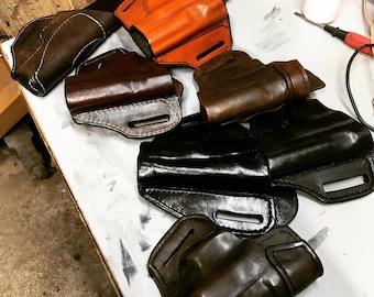 Custom Gun Holsters IWB OWB