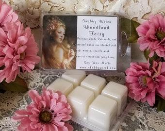 Woodland Fairy Soy Melts, Wax Melts, Soy Melts