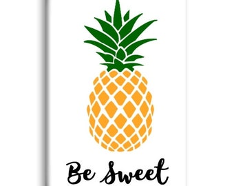 BE SWEET Magnet, Motivational Magnet, Fridge Magnet