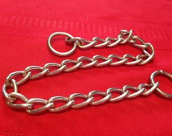 Heavy Steel Chain Choke Chain Jewelry Making
