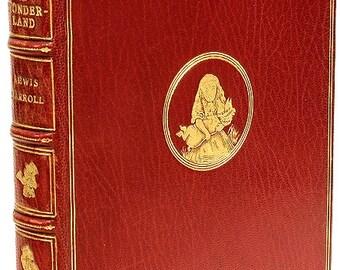 DODGSON, Charles L. (Lewis Carroll). Alice's Adventures in Wonderland. (ELEVENTH THOUSAND - 1868)