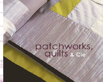 Book: QUILTS, quilts and co. Ed. Marabou with twine