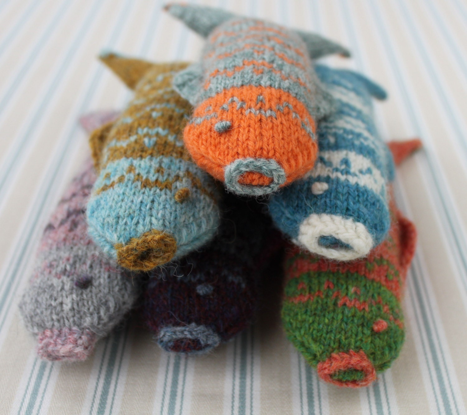Luxury Fish Knitting Patterns Inspiration - Sewing Pattern for ...