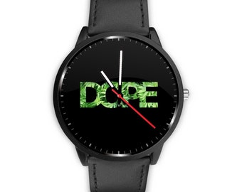 Dope Green Weed Watch